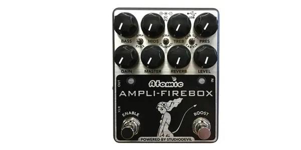 ATOMIC ( アトミックアンプ ) / Ampli-Firebox