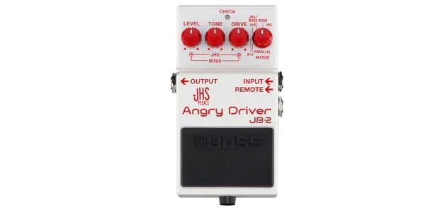 BOSS ( ボス ) / JB-2 Angry Driver