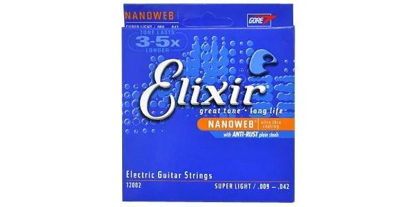 ELIXIR / Nanoweb Super Light Anti-Rust #12002