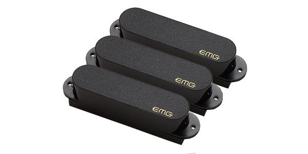 EMG / SA SET BLACK