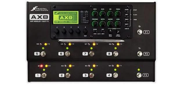 Fractal Audio Systems ( フラクタルオーディオシステムズ ) / AX8