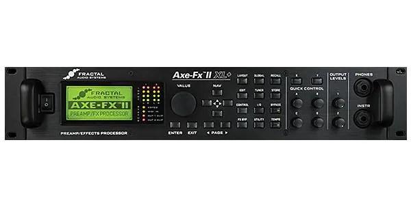フラクタルオーディオシステムズ / Axe-Fx II XL+