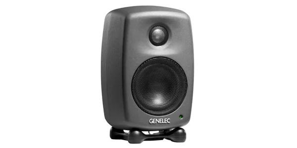 GENELEC ( ジェネレック ) / 8010AP ペア パワードモニタースピーカー