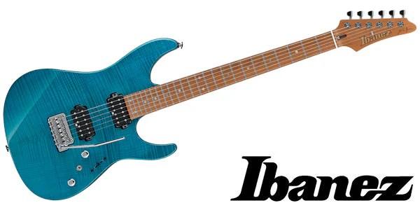 Ibanez ( アイバニーズ ) / MM1 Transparent Aqua Blue