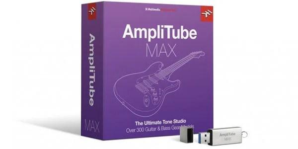 IK MULTIMEDIA / AmpliTube MAX
