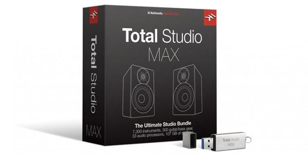 IK MULTIMEDIA / Total Studio MAX