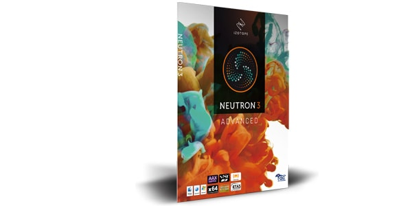 iZotope ( アイゾトープ ) / Neutron 3 Advanced