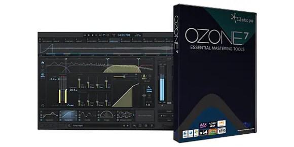 iZotope ( アイゾトープ ) Ozone7 | サウンドハウス