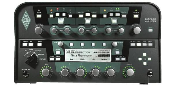 Kemper Profiling Amplifier / POWERHEAD
