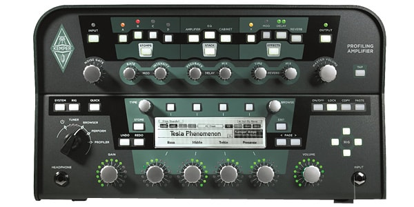 Kemper Profiling Amplifier / Kemper Profiling Power Head