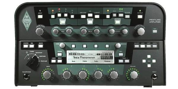 「Kemper Profiling Amplifier ( ケンパープロファイリングアンプリファイヤー ) / Kemper Profiling Power Head」をサウンドハウスで調べる data-recalc-dims=