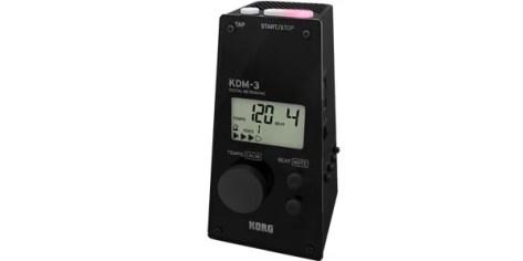 KORG ( コルグ ) / KDM-3-BK デジタルメトロノーム
