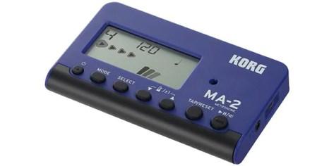 KORG ( コルグ ) / MA-2-BLBK デジタルメトロノーム