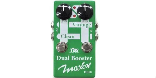 DB10 Dual Booster