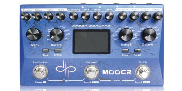 MOOER ( ムーアー ) / Ocean Machine
