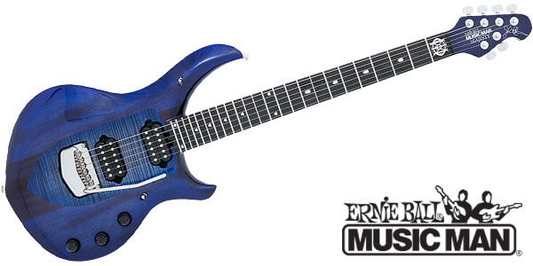 MUSICMAN ( ミュージックマン ) / Majesty Monarchy 6 Imperial Blue