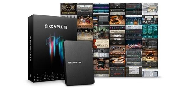 Native Instruments ( ネイティブインストゥルメンツ ) KOMPLETE 11 | サウンドハウス