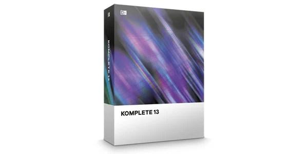 「KOMPLETE 13」をサウンドハウスで見る