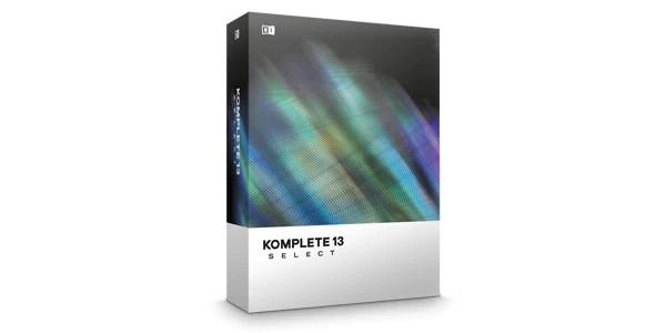 「KOMPLETE 13 SELECT」をサウンドハウスで見る