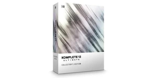 「KOMPLETE 13 ULTIMATE Collector's Edition」をサウンドハウスで見る