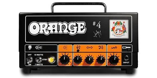 ORANGE ( オレンジ ) / Signature #4 Jim Root Terror