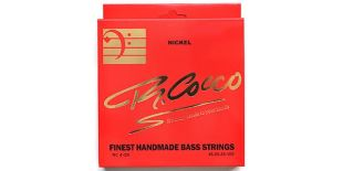R COCCO/ RC4G N BASS STRINGS NICKEL ROUND WOUND