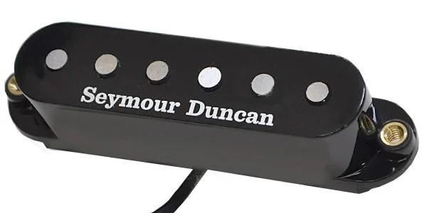 SEYMOUR DUNCAN / STK-S4N BLACK