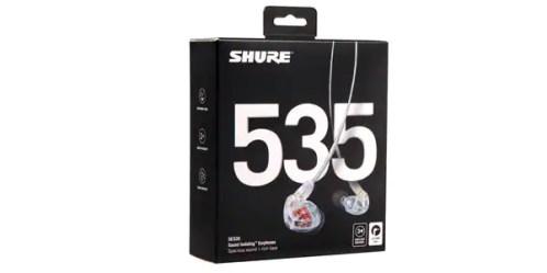 SHURE ( シュアー ) / SE535
