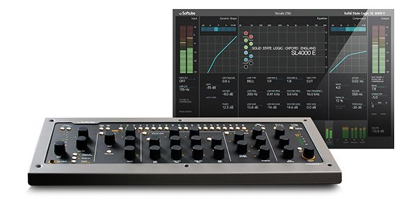 SOFTUBE / Console 1 Mk II