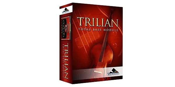 プロも愛用する安心と信頼のベース音源「Trilian」。 現在、数量限定で30% OFF!!! 通常価格¥35,424が サウンドハウス特別価格 ¥22,870 (¥24,699 税込)と約¥10,000 OFF。
