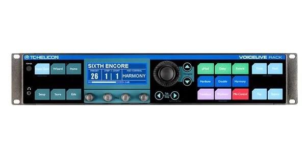 TC HELICON ( ティーシーヘリコン ) / VoiceLive Rack