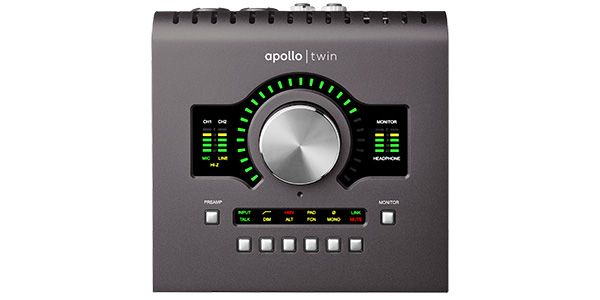 UNIVERSAL AUDIO (ユニバーサルオーディオ) APOLLO TWIN MKII DUO ¥110,160 税込