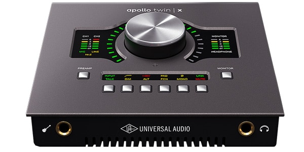 UNIVERSAL AUDIO  / APOLLO TWIN X / DUO Heritage Edition