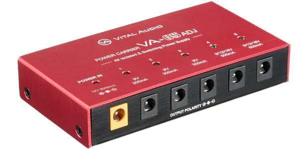 VITAL AUDIO ( バイタルオーディオ )  POWER CARRIER VA-05 ADJ