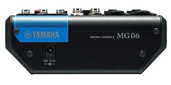 YAMAHA ( ヤマハ ) / MG06 アナログミキサー