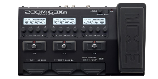 ZOOM ( ズーム ) / G3Xn