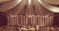 SACRAMENTO DRAPING - Sacramento Wedding Drapes - Ceiling ...