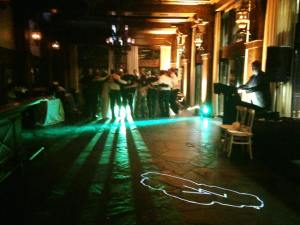 Tahoe wedding dj at West Shore Cafe and Inn