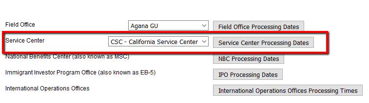 How do I check USCIS processing times? - Sound Immigration