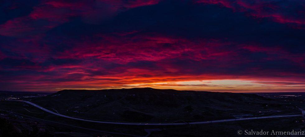 Green Mountain Denver Sunrise