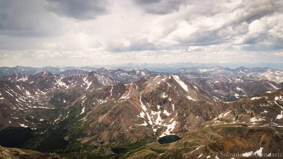 Mount Massive Summit Colorado