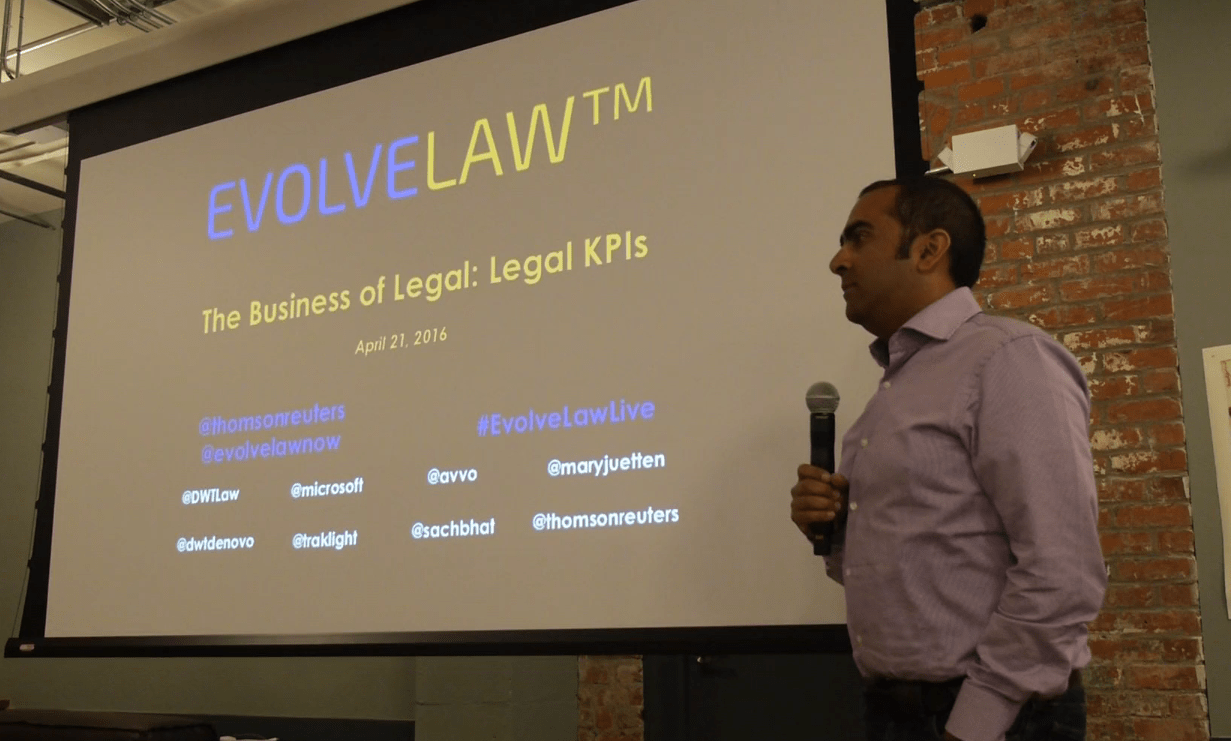 Darwin Talk: KPIs For The New Legal Consumer – Sachin Bhatia, Chief Product Officer, Avvo
