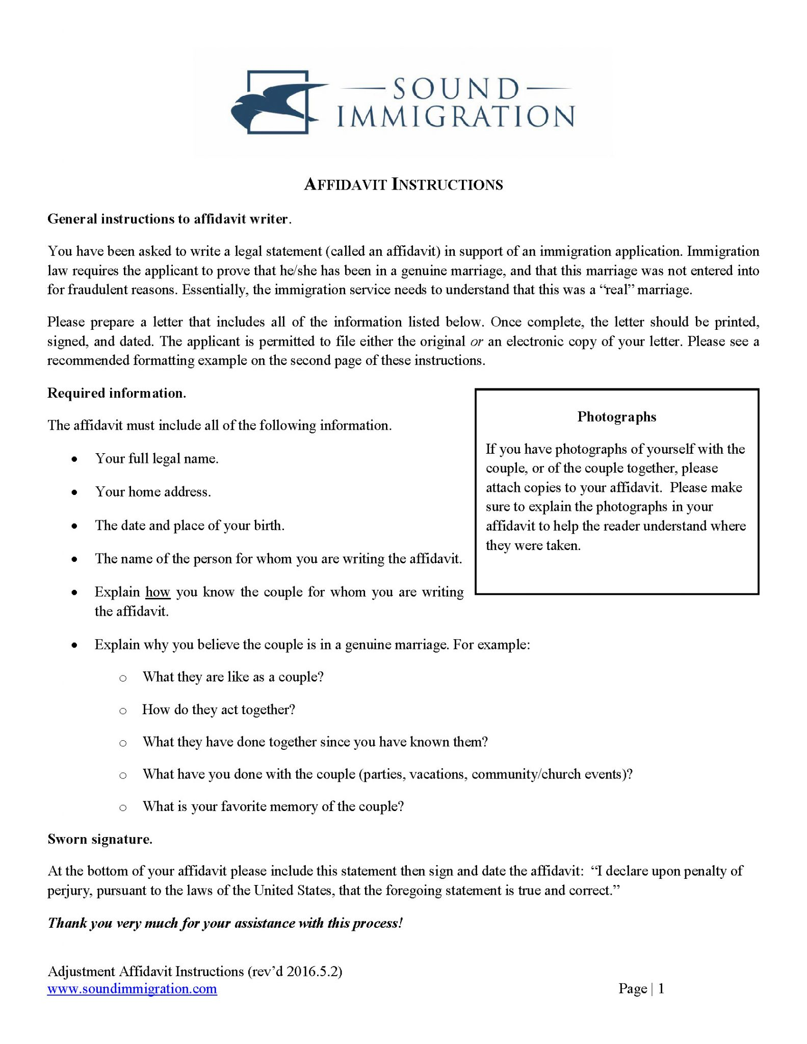 Sample of affidavit support for marriage best of immigration cover letter for i sample choice image intended affidavit of sample letter personal knowledge marriage relationship copy printable affidavit of affidavit of altavistaventures Gallery