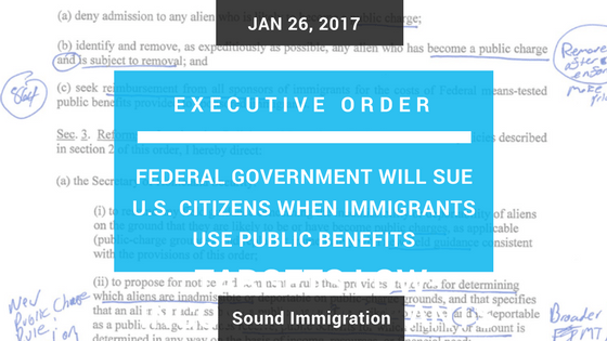 Executive Order On Protecting Taxpayer Resources