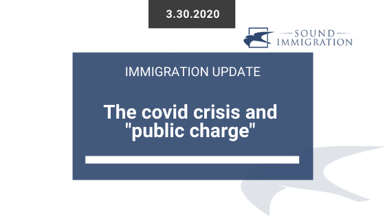 Does The Covid Stimulus Check Or Unemployment Insurance Create A Public Charge Issue?