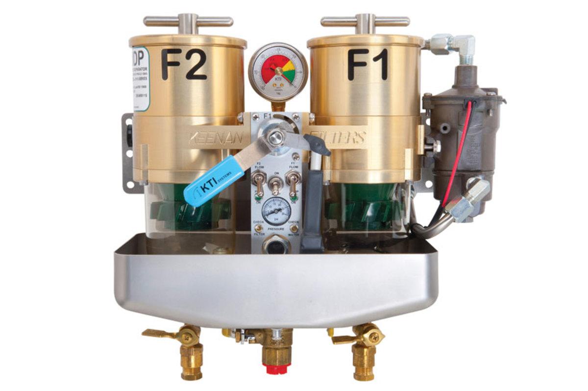 hight resolution of diesel fuel filter