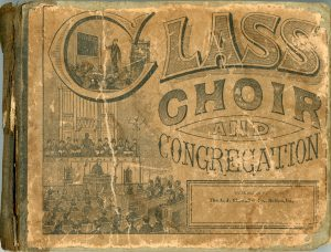 Class, Choir, and Congregation cover image