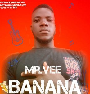 Mr Vee Banana