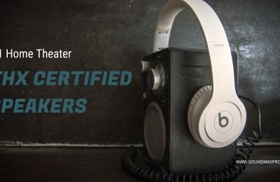 THX Certified 2.1 Home Theater Speaker