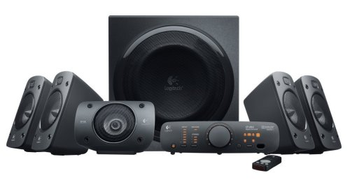 THX Certified 5.1 Home Theater Speakers